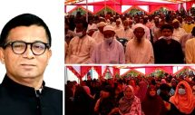 Democracy is incompatible in the face of BNP born in army camp: Enamul Haque Shamim
